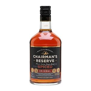 Chairman's Reserve Spiced Rum 25cl - 1L