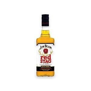 Jim Beam Red Stag Black Cherry Whiskey 750ml