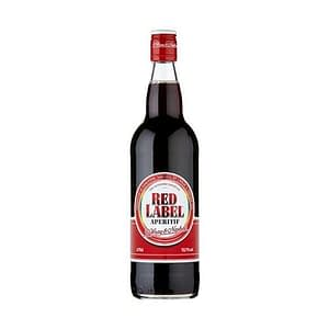 Red Label Wine 750ml