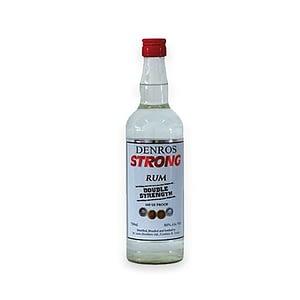 Denros Strong Rum 250ml - 1L