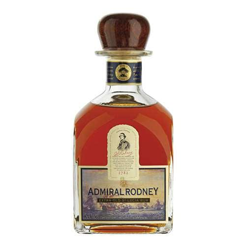 Admiral Rodney Extra Old Rum 70cl