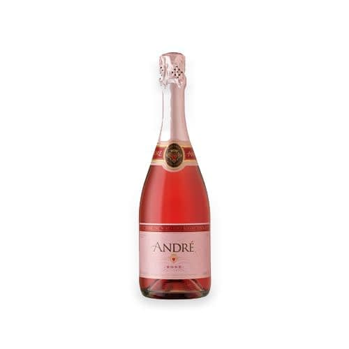 Andre Sparkling Rose Wine 750ml