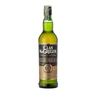Clan McGregor Whiskey 750ml - 1L